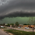 These Photos From Yesterday's Storm Are Insane