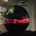 That Awesome Death Star Built at the City Museum Could Be Yours