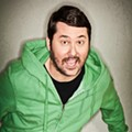 Doug Benson Hates Condiments — But Can't Wait to Visit the City Museum