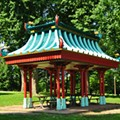 Tower Grove Park's Historic Chinese Pavilion Just Got a Major Facelift