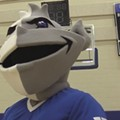 SLU's New Billiken Mascot Is Still Really Weird