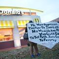Fast-Food Workers to Strike, Protest at Presidential Debate