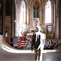 Watch This Mesmerizing Video of a Muralist Painting at the Skate Church