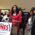 Tishaura Jones Hits Back on Media Coverage: 'There Are 11 Other Candidates'