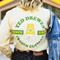 Arch Apparel's New Ted Drewes Collaboration Is the Perfect Stocking Stuffer