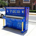 What's Up With Those Colorful Pianos Popping Up All Around St. Louis?