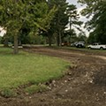 City of St. Louis Plows Over Confederate Drive