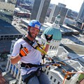 You Can Rappel Down the Side of a Downtown St. Louis Hotel This Weekend