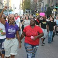 St. Louis Protesters Go on the March Downtown, 30 Days After Stockley Acquittal