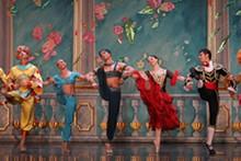 COURTESY MOSCOW BALLET