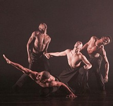 COURTESY OF DANCE ST. LOUIS - Kambre Contemporary Dance