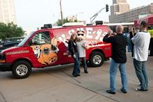 Van Halen with Kool & the Gang