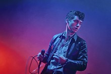 The Arctic Monkeys at the Pageant
