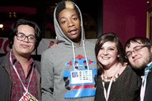 Wiz Khalifa at Flamingo Bowl