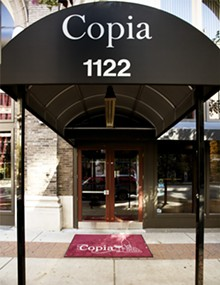 Copia Urban Winery Returns