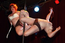 Show-Me Burlesque at Off Broadway
