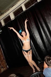Disney Burlesque and Drag Show at Novak's Bar
