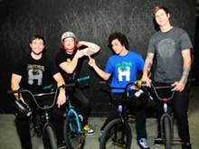 Hoffman Bikes Demo at Plan Nine Skates
