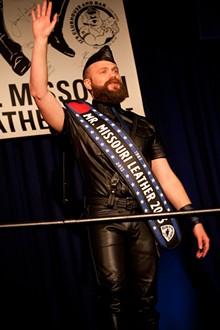 Mr. Missouri Leather 2013