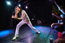Andrew W.K. at the Firebird