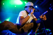 Chance The Rapper at the Pageant