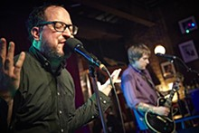 The Hold Steady at Off Broadway