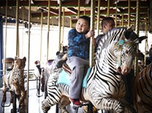 A Spring Weekend at the Saint Louis Zoo