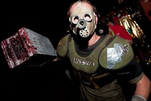 Killer Carnage at the TransWorld Halloween Show at America's Center