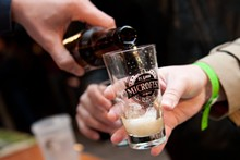2014 STL Microfest Beer Festival in Forest Park