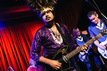 King Khan & the Shrines at Off Broadway