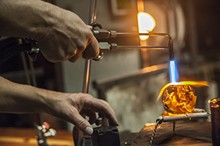 A Spooky Night at Third Degree Glass Factory