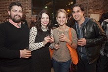 RFT's 2014 Holiday Spirits Party at Third Degree Glass Factory
