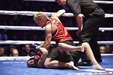 2015 Guns 'N Hoses Boxing Match