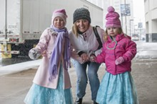 The Fans of Frozen On Ice at Scottrade Center