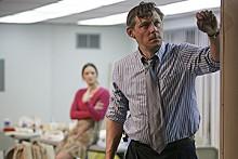 JERRY NAUNHEIM JR. - Carmen Goodine and Christopher Oden soar in David Harrower's Blackbird.