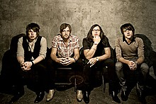 LEGO - Kings of Leon: Not just pretty faces.