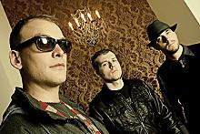 Alkaline Trio: The original goth-punks.