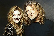 PAMELA SPRINGSTEEN - Robert Plant and Alison Krauss: Guided by the talents of T-Bone Burnett.