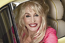 "Dolly Parton: A ""Backwoods Barbie"" with a Ph.D. in pop sensibilities."