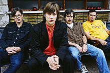 Old 97's: Feeling gravity's pull back home.