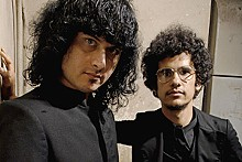 ROSS HALFIN - The Mars Volta: Ouija board, Ouija board, would you help me?