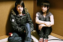 Tegan and Sara: Sisters are doing it for themselves.