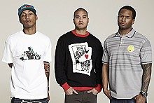 N.E.R.D.: Red and emotion.