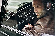 JACK ENGLISH - Jason Statham stars in The Bank Job.