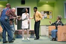 Sha-la-la-la: Family ties run deep in the St. Louis Actors' Studio The Waiting Room.
