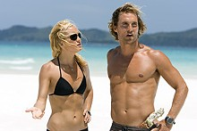 VINCE VALITUTTI - Dude, haven't we been here before? Matt McConaughey and Kate Hudson in Gold.