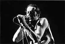 Radio Clash: This is Joe Strummer, defining punk and extending its life expectancy.