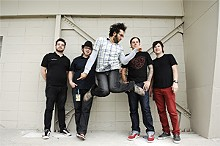 KENTARO KAMBE - Motion City Soundtrack: The future isn't freaking them out anymore.