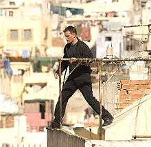 Matt Damon's assassin went out with a bang.
