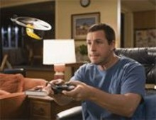 Adam Sandler really clicks with his new film's terrific script.